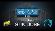 Natus Vincere vs. Liquid   Halbfinale, IEM San Jose 2015   de_cobblestone Map 1