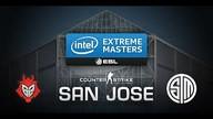 G2 Esports vs. SoloMid   Halbfinale, IEM San Jose 2015   de_overpass Map 2