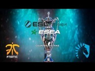 fnatic vs. Liquid | Gruppe A, ESL ESEA Pro League Season #2 | de_cache Map 1