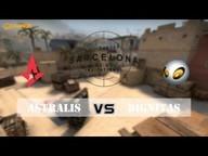 Astralis vs. Dignitas | ESL Barcelona CS:GO Invitational | de_mirage Match #17