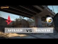 Astralis vs. Dignitas | ESL Barcelona CS:GO Invitational | de_overpass Match #19
