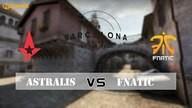 Astralis vs. fnatic | ESL Barcelona CS:GO Invitational | de_inferno Match #22