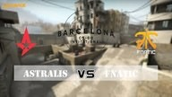 Astralis vs. fnatic | ESL Barcelona CS:GO Invitational | de_dust2 Match #21