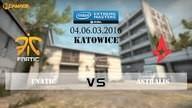 fnatic vs. Astralis | Halbfinale, IEM Katowice 2016 | de_cache Map 2