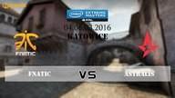 fnatic vs. Astralis | Halbfinale, IEM Katowice 2016 | de_inferno Map 3