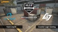 Liquid vs. CLG | Viertelfinale, MLG Columbus 2016 | de_cache Map 1
