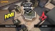 Natus Vincere vs. Astralis | Halbfinale, MLG Columbus 2016 | de_inferno Map 1