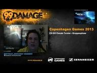 Copenhagen Games 2013 - Talk mit mouz