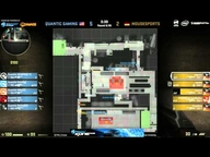 Copenhagen Games 2013 Winnerbracket - mousesports vs. Quantic (de_train)