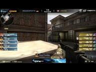 Copenhagen Games 2013 Lowerbracket - Anexis vs. mousesports (de_mirage)