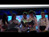 Copenhagen Games 2013 - ATN.fem win final against Millenium.fem