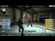 EMS One Spring 2013 Finale - Ninjas in Pyjamas vs. fnatic (de_dust2) Map 1