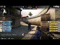 RADEON Offensive 2 Halbfinale - Absolute Legends vs. dotpiXels (de_mirage) Map 2