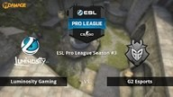 Luminosity vs. G2 Esports | Finale, ESL Pro League Season #3 | de_cobblestone Map 3
