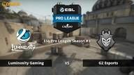 Luminosity vs. G2 Esports | Finale, ESL Pro League Season #3 | de_dust2 Map 4