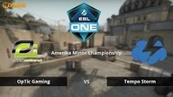 OpTic Gaming vs. Tempo Storm | Finale, MLG Americas Minor Championship | de_dust2 Map 1