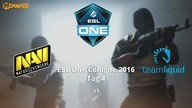 Natus Vincere vs. Liquid - Viertelfinale, ESL One Cologne 2016