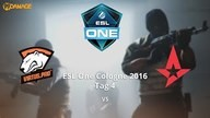 Virtus.pro vs. Astralis - Viertelfinale, ESL One Cologne 2016