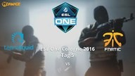 Liquid vs. fnatic - Halbfinale, ESL One Cologne 2016