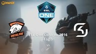Virtus.pro vs. SK Gaming - Halbfinale, ESL One Cologne 2016