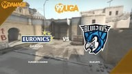EURONICS Gaming vs. BLUEJAYS - 99Damage Liga Saison #3 - Spieltag 5