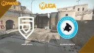 PENTA Sports vs. KILLERFISH eSport - 99Damage Liga Saison #3 - Spieltag 6