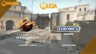 PKD vs. EURONICS Gaming - 99Damage Liga Saison #3 - Spieltag 7