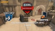 BLUEJAYS vs. Playing Ducks | ESL Sommermeisterschaft 2016 Cup #4 | de_mirage