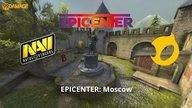 Team Dignitas gegen Natus Vincere (Map 1) - Halbfinale, EPICENTER: Moscow