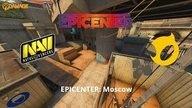 Team Dignitas gegen Natus Vincere (Map 2) - Halbfinale, EPICENTER: Moscow