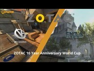 VG.CyberZen gegen ENZO - Viertelfinale, ZOTAC 10 Year Anniversary World Cup