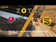 SPLYCE gegen 4dimensioN eTROVE - Halbfinale, ZOTAC 10 Year Anniversary World Cup
