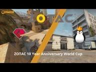 Team Kinguin jp 4dimensioN eTROVE - Spiel um Platz 3, ZOTAC 10 Year Anniversary World Cup