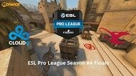 Cloud9 gegen mousesports (Map 2) - Halbfinale, ESL Pro League Season #4 Finals