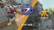 ALTERNATE aTTaX gegen fnatic Academy - Viertelfinale, ESWC 2016