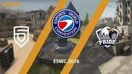 PENTA Sports gegen Sferis PRIDE - Gruppenphase, ESWC 2016