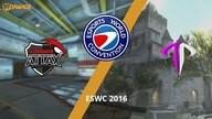 ALTERNATE aTTaX gegen Team Preparation - Achtelfinale, ESWC 2016