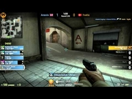 Fnatic FragOut CS:GO League Viertelfinale - fnatic vs. Anexis (de_dust2) Map 1