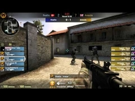 Fnatic FragOut CS:GO League Viertelfinale - fnatic vs. Anexis (de_mirage) Map 2