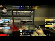 Fnatic FragOut CS:GO League Viertelfinale - LDLC vs. Virtus.pro (de_nuke) Map 1