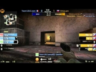Fnatic FragOut CS:GO League Viertelfinale - LDLC vs. Virtus.pro (de_mirage) Map 3