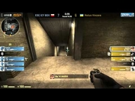 RaidCall EMS One Summer Gruppe A - ESC vs. Natus Vincere (de_train)