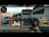 RaidCall EMS One Summer Gruppe B - VeryGames vs. n!faculty (de_cache)