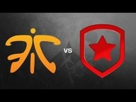 Fnatic vs. Gambit Gaming - Viertelfinale, ELEAGUE Major 2017