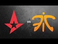 Astralis vs. Fnatic - Halbfinale, ELEAGUE Major 2017