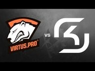 Virtus.pro vs. SK Gaming - Halbfinale, ELEAGUE Major 2017