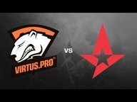 Astralis vs. Virtus.pro - Finale, ELEAGUE Major 2017