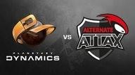 Planetkey Dynamics vs. ALTERNATE aTTaX - Halbfinale, ESL Frühlingsmeisterschaft 2017