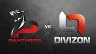 PANTHERS Gaming vs. DIVIZON - 99Damage Liga Saison #5 - Playoffs