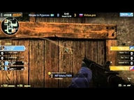 EMS One Summer 2013 Halbfinale - Ninjas in Pyjamas vs. Virtus.pro (de_mirage) Map 1